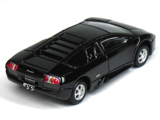 Tomica Limited Lamborghini Lamborghini Murcielago black (TLLA2)