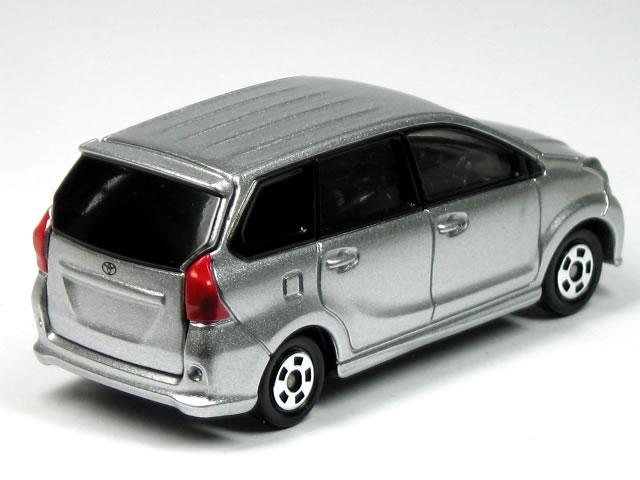 トヨタアバンザヴェロッツシルバーマイカメタリック (Toyota AVANZA VELOZ)