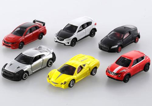 定番 【絶版品】トミカ (全6種) あこがれの名車 あこがれの名車 セレクション 4 セレクション (全6種), 激安超安値:b2270d1d --- canoncity.azurewebsites.net
