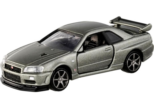 Car Hobby Shop Answer Special Order Tomica Premium Nissan Skyline