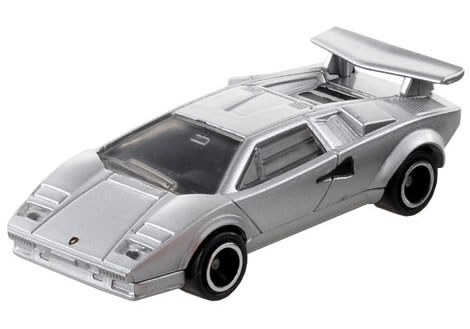 Car Hobby Shop Answer Tomica Lamborghini Countach Lp500s Silver