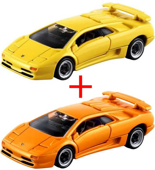 Car Hobby Shop Answer Tomica Premium 15 Lamborghini Diablo Sv