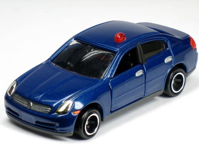 【単品】トミカ トミカ 日産 スカイライン V35 覆面パトロールカー