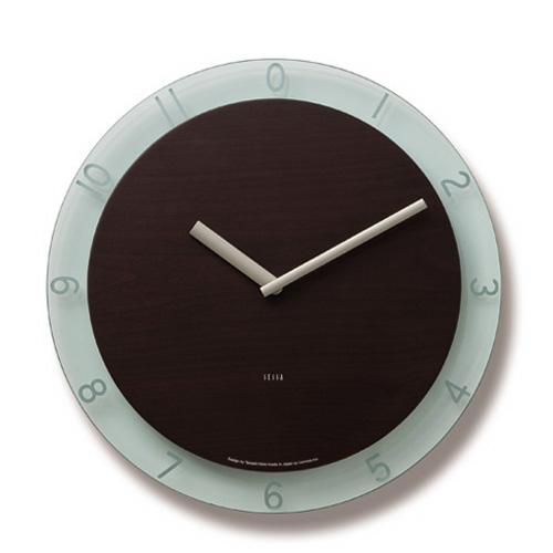レムノス SESSA 掛け時計 おしゃれ かわいい Lemnos 日本製 モダン 北欧スタイル 加藤孝志 壁掛け時計 見やすい レトロ 掛時計 デザイナーズ デザイン シンプル【送料無料】