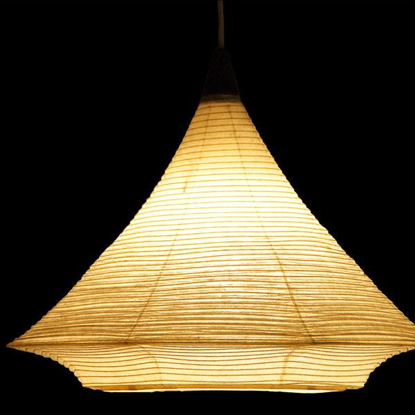 谷俊幸 照明 照明器具 FUJI シェード 富士 Toshiyuki Tani 谷 和紙 和風 ランプ ライト ペンダントライト ペンダントランプ FUJI 父の日 プレゼント 父の日ギフト おしゃれ かわいい 照明 和紙 和風 ランプ ライト ミッドセンチュリー モダン ペンダントライト ペンダントラ
