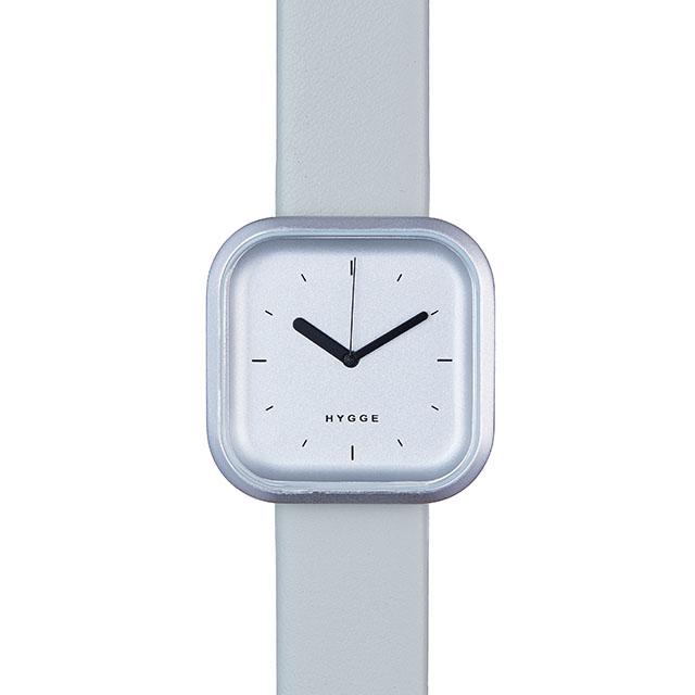 【10%OFFクーポン対象】ヒュッゲ HGE020066 Vari Line Snow Grey バリライン スノーグレー 腕時計 ユニセックス HGE020066 おしゃれ かわいい フォーマル HYGGE 時計 デザイン デザイナ