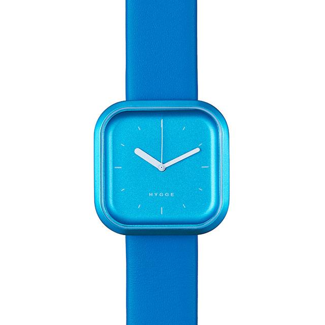 【エントリーで5倍】ヒュッゲ HGE020068 Vari Line Ocean Blue バリライン オーシャンブルー 腕時計 ユニセックス HGE020068 おしゃれ かわいい フォーマル HYGGE 時計 デザイン デザイナーズ 北欧デザイン モダン 時計 ブランド