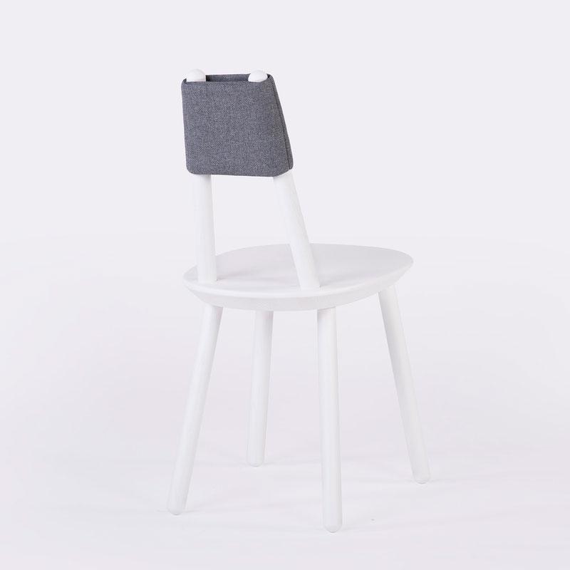 【2000円OFFクーポン対象】EMKO Naive_Chair チェア ホワイト ナイーヴ チェア 椅子 いす イス パソコンチェア ワーキングチェア パーソナルチェア 椅子 おしゃれ かわいい ナイーヴ チェア 椅子 いす イス パソコンチェア ワーキングチェア パーソナルチェア シ【送料無料】