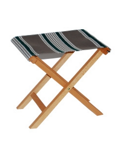 La Sedia レジスタスツール サンブレラグリーンストライプ ガーデンチェア Regista Stool 屋外用チェア 椅子 イス REGISTASTOOL-GREENSTRIPE 父の日 プレゼント 父の日ギフト おしゃれ かわいい La Sedia レジスタスツール サンブレラグリーンストライプ ガーデンチェア Regi