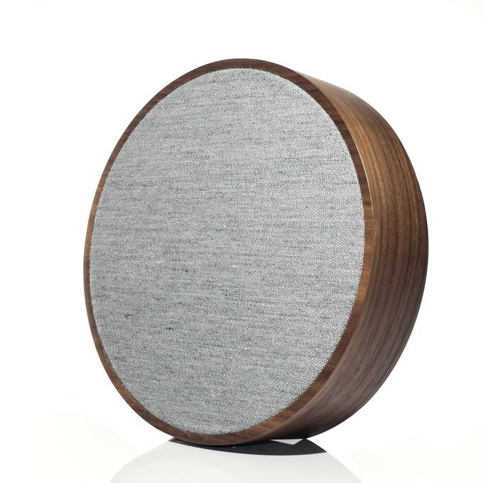 チボリ Tivoli コンパクト Bluetooth スピーカー Art Orb ウォルナット/グレー ORB-1744-JP ORB-1744-JP バレンタイン おしゃれ かわいい コンパクト Bluetooth スピーカー Art Orb ウォルナット/グレー ORB-1744-JP