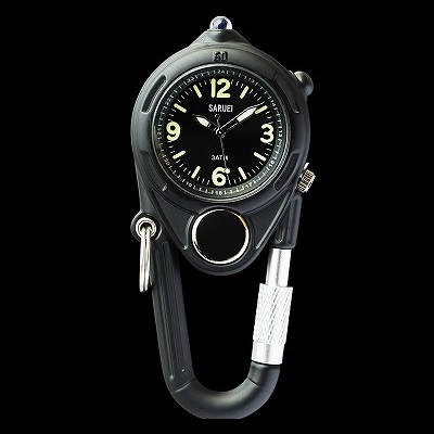 LED KEY WATCH 携帯用時計 ブラック おしゃれ かわいい 腕時計 懐中時計 ウォッチ 時計 レトロ アンティーク