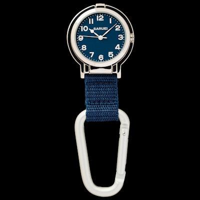 LOUPE KEY WATCH 携帯用時計 ネイビー おしゃれ かわいい 腕時計 懐中時計 ウォッチ 時計 レトロ アンティーク