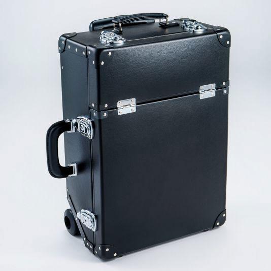 タイムボイジャー スタンダード II ブラック スーツケース 30L TV04-BK 父の日 プレゼント 父の日ギフト おしゃれ かわいい 30リットル Standard II type タイムボイジャートロリーバッグ TIMEVOYAGER Trolley キャリーバッグ デザイン雑貨 出張 海外旅行 トラベル 誕生日 結