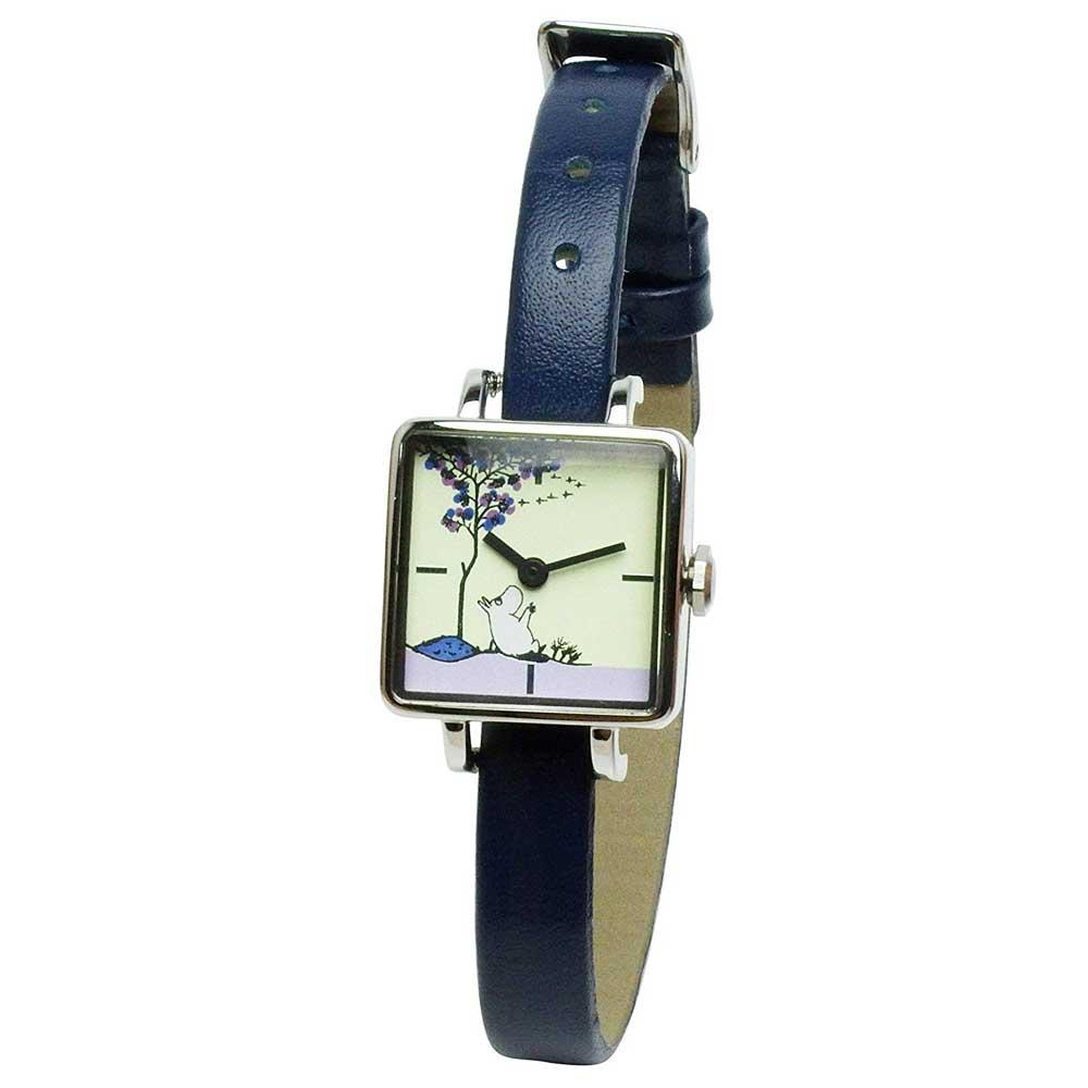【10%OFFクーポン対象】ムーミン ムーミンウォッチ ツリーとムーミン 腕時計 おしゃれ かわいい Moomin 時計 アクセサリー 北欧 フィンランド インテリア 雑貨 ムーミン谷 ムーミントロ