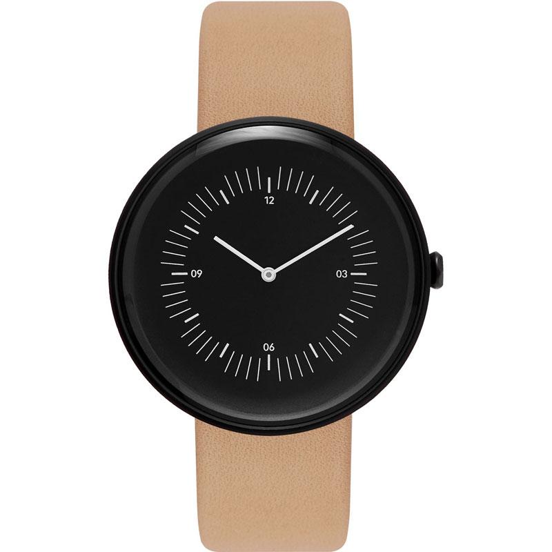 【10%OFFクーポン対象】Nomad ノマド INLINE インライン NMD020009 BLACK / BLACK / NATURAL 腕時計 ユニセックス NMD020009 おしゃれ かわいい 男女兼用 メンズ レディース ヨーロッ