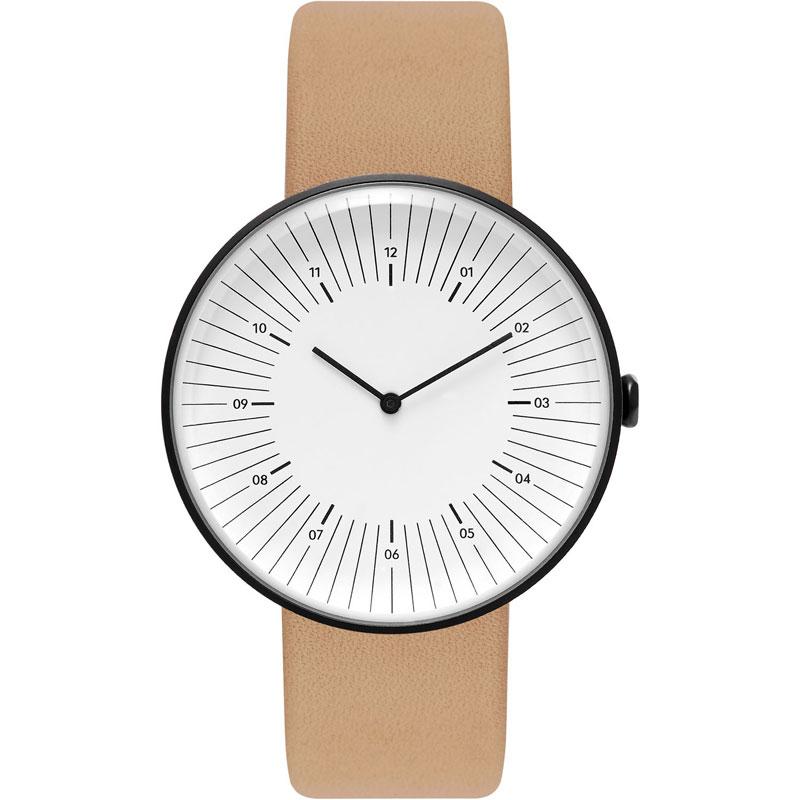 【10%OFFクーポン対象】Nomad ノマド OUTLINE アウトライン NMD020014 BLACK / WHITE / NATURAL 腕時計 ユニセックス NMD020014 おしゃれ かわいい 男女兼用 メンズ レディース ヨー
