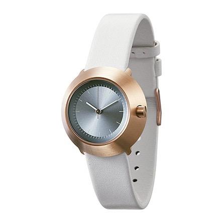 【10%OFFクーポン対象】ノーマル FUJI F04-L15WH3 腕時計 レディース ホワイト ローズゴールド グレー おしゃれ かわいい 女性 normal timepieces アナログ 時計 男性 デザイナーズ シ