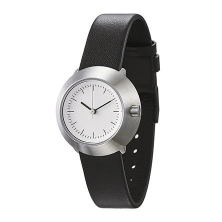 【10%OFFクーポン対象】ノーマル FUJI F01-L15BL 腕時計 レディース ホワイト ブラック シルバー おしゃれ かわいい 女性 normal timepieces アナログ 時計 男性 デザイナーズ シンプル