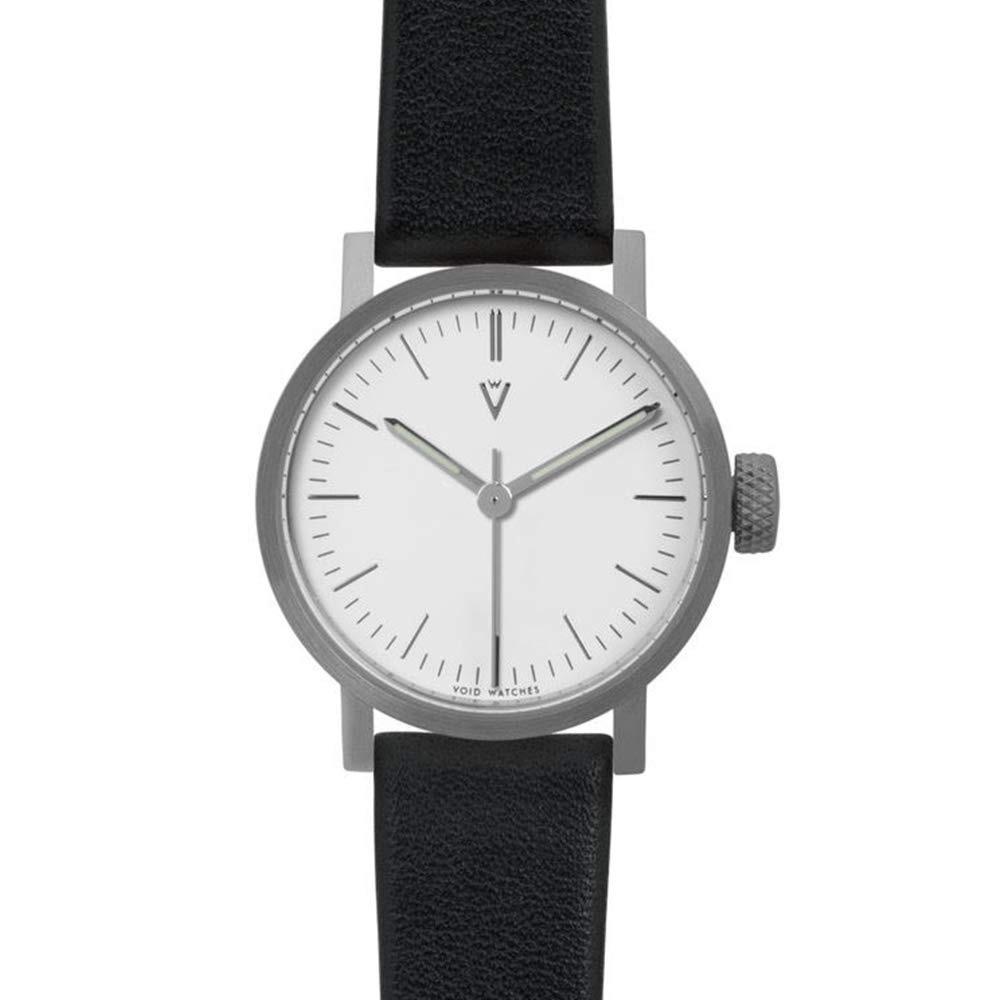 【10%OFFクーポン対象】VOID V03P 腕時計 V03P-BR/BL/WH ホワイト シルバー ブラック おしゃれ かわいい ヴォイド 時計 ユニセックス デジタル 時計 ユニセックス 男女兼用 デザイナー