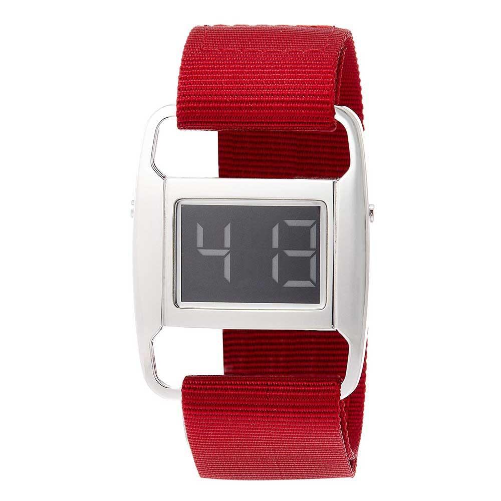 【10%OFFクーポン対象】VOID PXR5 腕時計 PXR5-PO/RE レッド おしゃれ かわいい ヴォイド 時計 ユニセックス デジタル 時計 男性 デザイナーズ シンプル ミニマム 誕生日 結婚祝い 出産