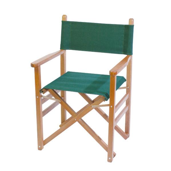 【送料無料】FIAM フィアム LEGNO レグノ 屋外用折り畳みチェア ディレクターズチェア おしゃれ かわいい ガーデンチェア ウッド 木製 木 折り畳みチェア ガーデ