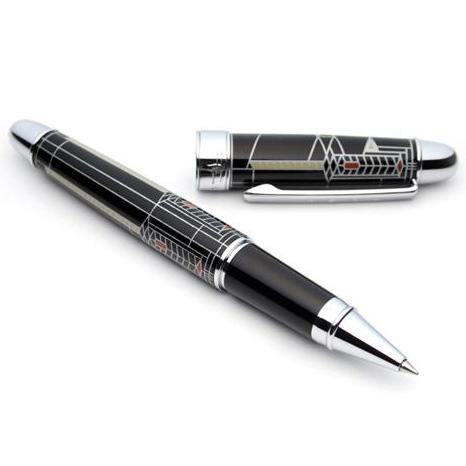 【10%OFFクーポン対象】フランクロイドライト ACME アクメ ロビーハウス ローラーボールペン ボールペン ペン PW10R 父の日 プレゼント 父の日ギフト おしゃれ かわいい フォーマル Frank Lloyd Wright ACME アクメ ロビーハウス ローラーボールペン ボールペン ペン 誕生日