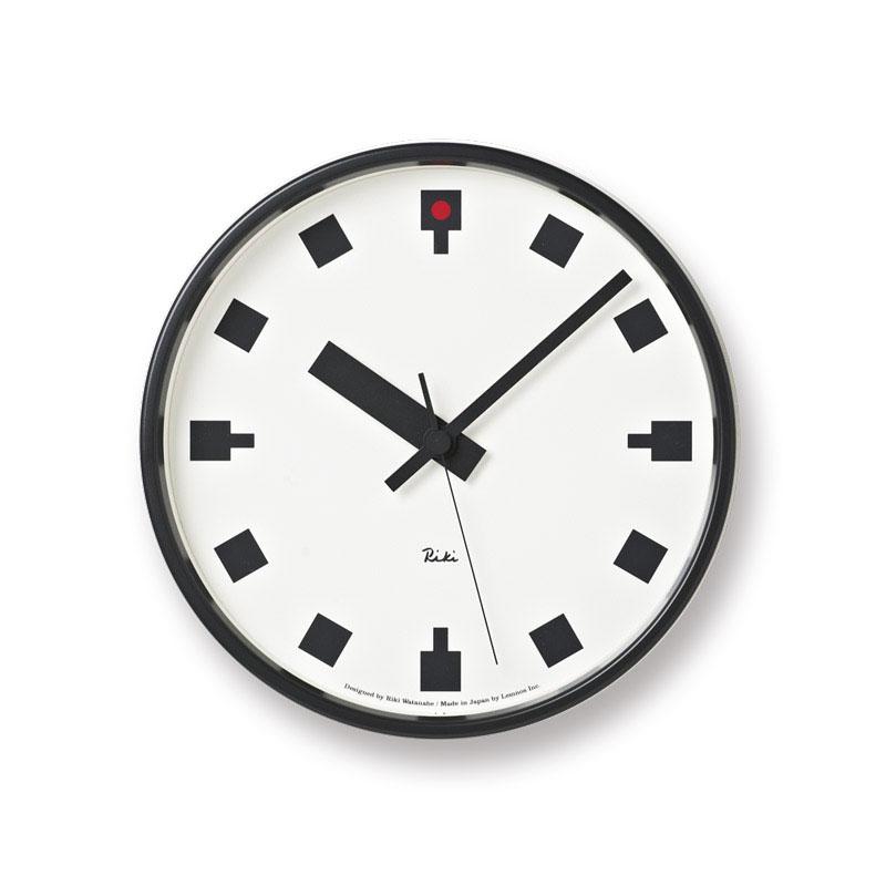 【500円クーポン対象】レムノス 日比谷の時計 スチールタイプ WR12-04 掛け時計 WR12-04 おしゃれ かわいい Lemnos 日本製 モダン 北欧スタイル 日比谷の時計 スチールタイプ WR12-04 壁掛け時計 見やすい レトロ 掛時計 壁掛け時計 誕生日 結婚祝い 出産祝い 引越し祝い 改