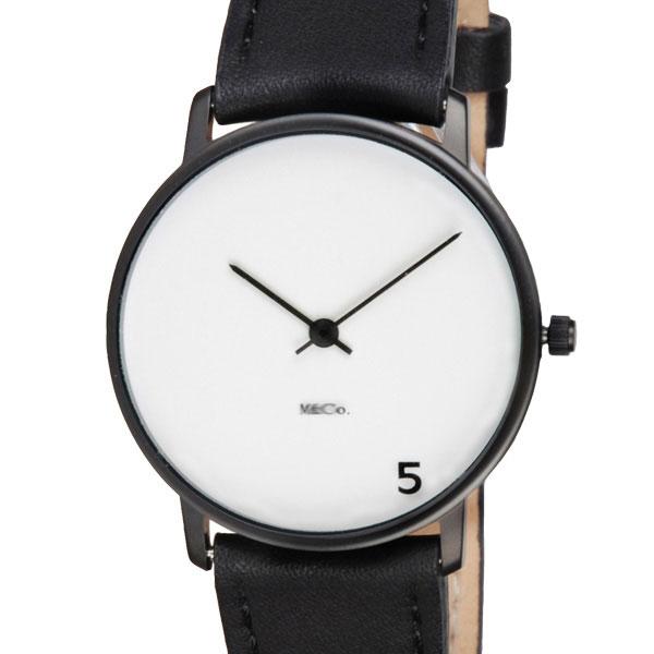 【10%OFFクーポン対象】M&Co 腕時計 7404 5-oclock ユニセックス ファイブオクロック ティボール・カルマン Tibor Kalman 時計 7404 おしゃれ かわいい ファイブオクロック ティボール