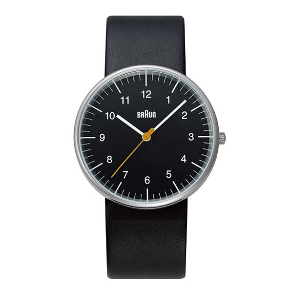 <クーポン除外品>ブラウン 腕時計 BNH0021 ブラック ユニセックスブラウン 腕時計 男女兼用 時計 BNH0021BKBKG おしゃれ かわいい フォーマル BRAUN 時計 デザイン デザイナーズ
