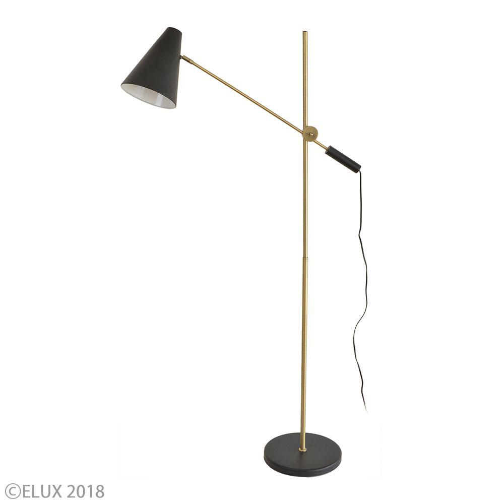 Lu Cerca(ルチェルカ) フロアライト BROOK FLOOR ブルック・フロア LC10916 父の日 プレゼント 父の日ギフト おしゃれ かわいい 照明器具 シーリングライト ライト ランプ 北欧デザイン 北欧スタイル モダン シンプル 間接照明 天井照明 誕生日 結婚祝い 出産祝い 引越し祝
