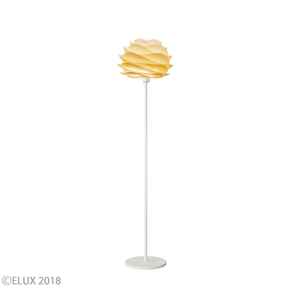 【エントリーで5倍】UMAGE(ウメイ) Carmina mini フロア サハラ(ホワイトベース) フロアライト 02063-FL-WH おしゃれ かわいい VITA ヴィータ デンマーク 照明器具 シーリングライト ライト ランプ 北欧 モダン シンプル 間接照明 天井照明