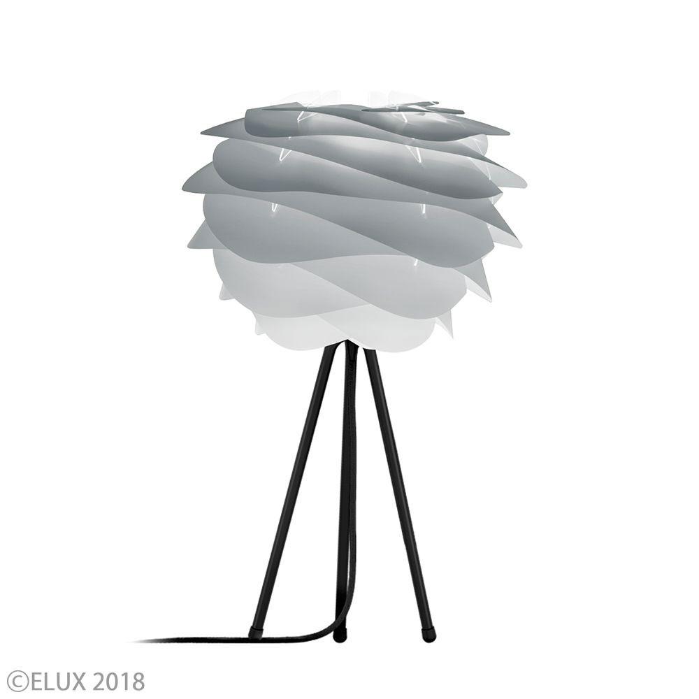 おしゃれ mini シーリングライト Table Carmina 02079-TT-BK デンマーク テーブルライト ブラック 照明器具 ヴィータ VITA かわいい ミスティグレー ペンダ Tripod ウメイ 【10%OFFクーポン対象】UMAGE