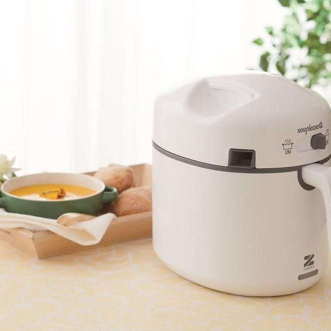 全自動でラクラクお任せ スイッチひとつで簡単調理 ゼンケン zenken 野菜スープメーカー 自動 電気 店 スープリーズQ ZSP-2 割り引き