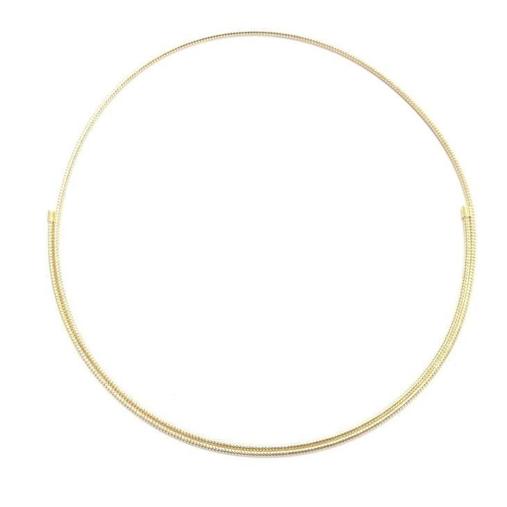 ウルトラネオ K18プレミアム 磁気ネックレス Sサイズ 60cm 管理医療機器 イエローゴールド ホワイト 保証書付 18K 18金