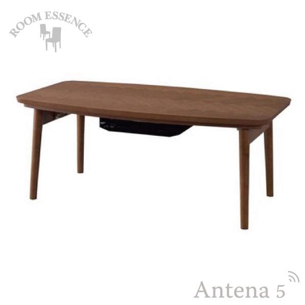 折り畳み長方形こたつテーブル kt-111【こたつ リビング 冬 ローテーブル こたつテーブル 北欧 炬燵 折り畳み 暮らし】
