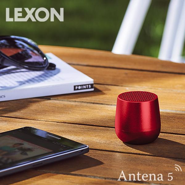 ポイント10倍 送料無料 超ミニサイズのBluetoothスピーカー 受注生産品 《全10色》LEXON MINO 超ミニサイズ Bluetoothスピーカー ミノ レクソン デザイン雑貨 北欧 ショッピング BTスピーカー iPhone キャンプ ブルートゥース アウトドア アイフォン スマホ ワイヤレス USB 野外 テーブル