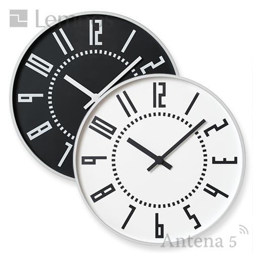 【時間指定不可】 《全2色》Lemnos eki clock【タカタレムノス エキクロック シンプル シンプル clock 掛け時計 壁時計 デザイン雑貨 eki 北欧 札幌駅 駅時計】*受注後に納期をご連絡いたします。, 家具おもしろ工房:2472d6f0 --- clftranspo.dominiotemporario.com
