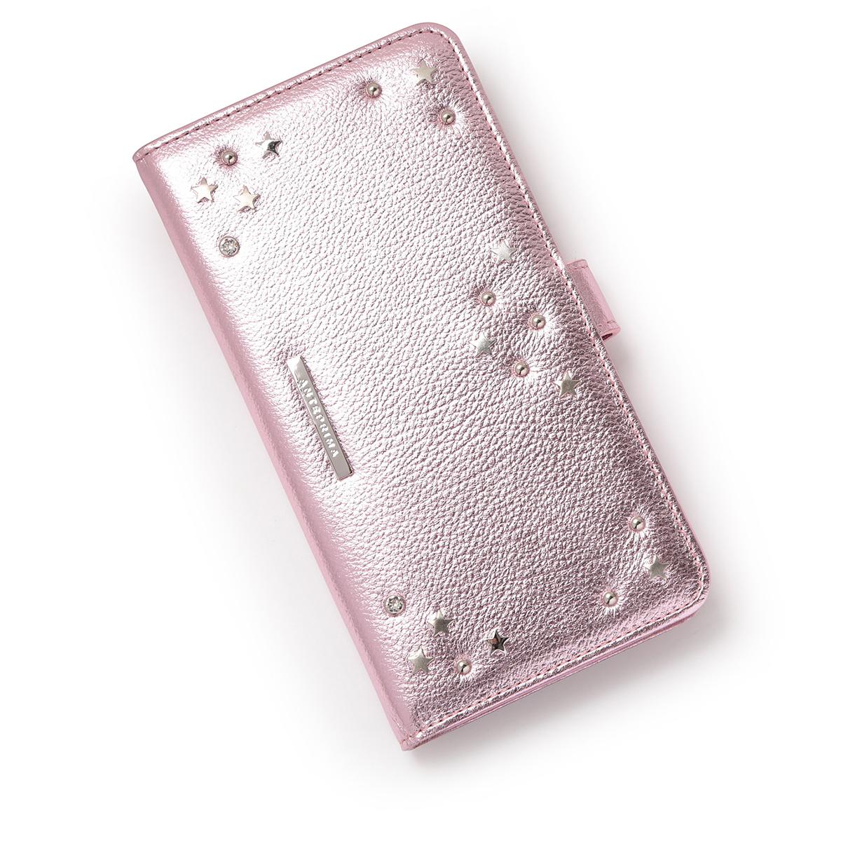 【期間限定ポイントアップ 3/11AM10時まで】【ANTEPRIMA公式】アンテプリマ/マルテ/iPhone 6Plus・7Plus対応ケース/ピンク/ANTEPRIMA/EANP10646/IPHONE 6PLUS & 7PLUS CASE