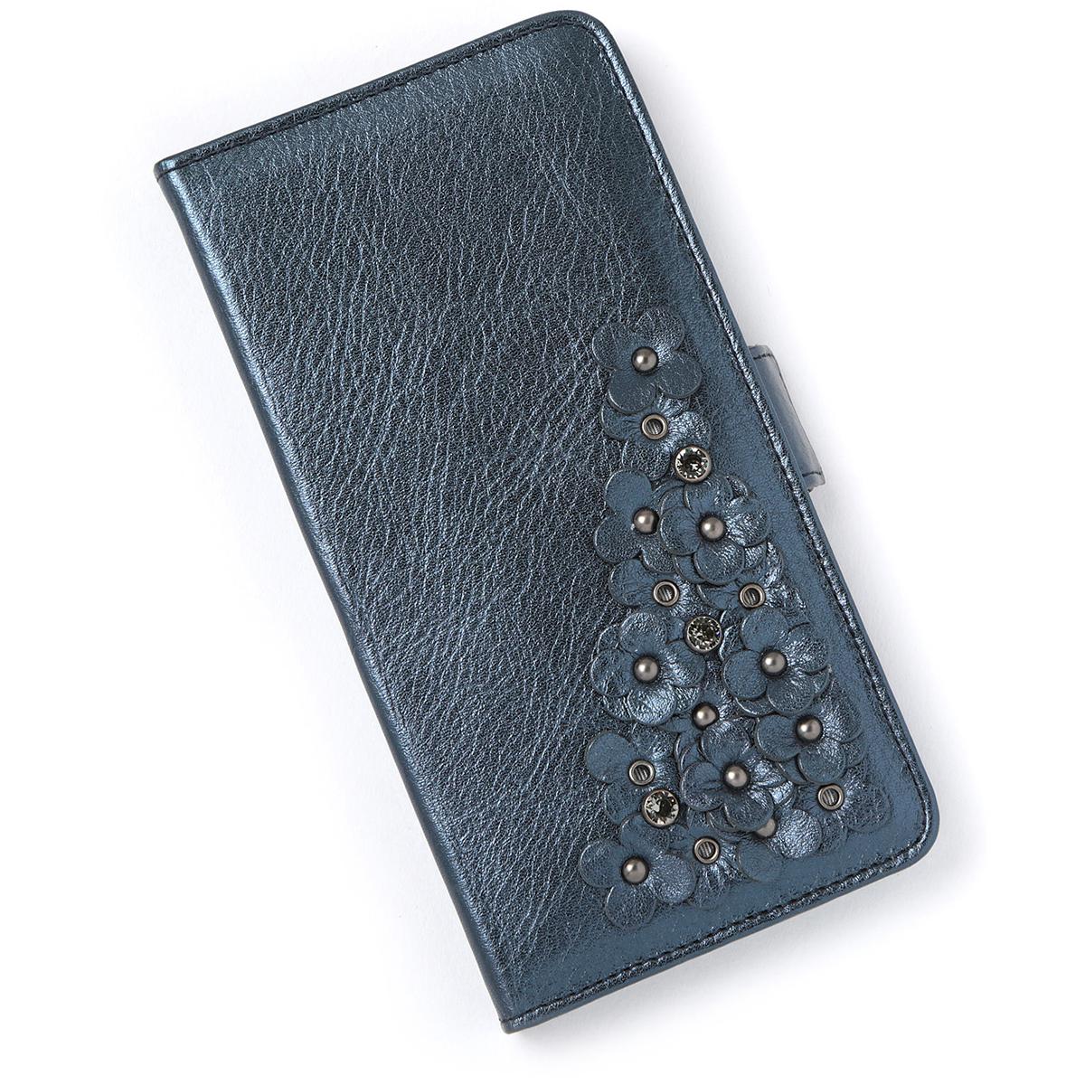 【ANTEPRIMA公式】アンテプリマ/マッツェット小物/iPhone XS Max対応ケース/ネイビー/ANTEPRIMA/EANP10720/iPhone XS Max CASE【対象商品20000円以上購入でチャームプレゼント】