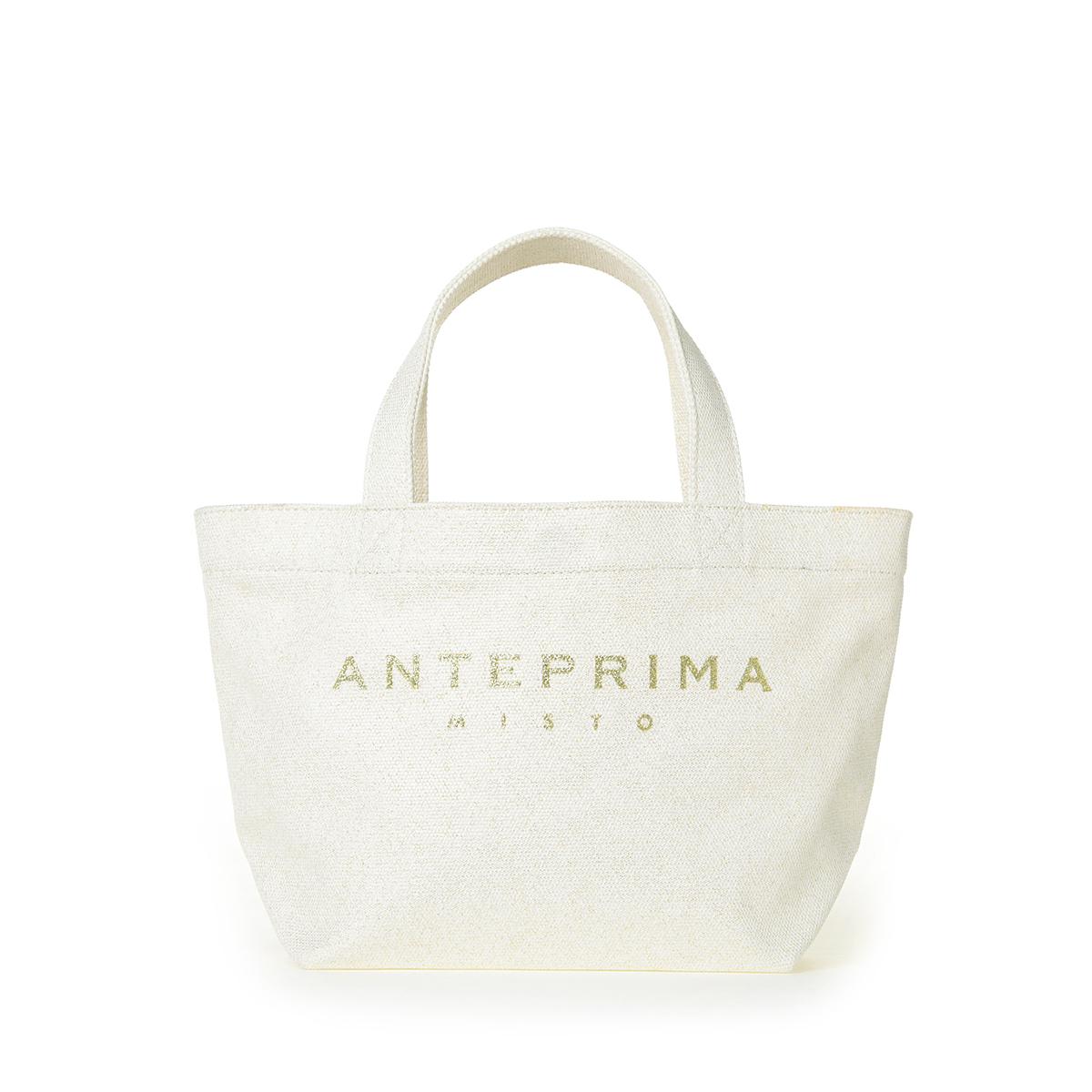 【ANTEPRIMA公式】アンテプリマ/ミスト/ロゴ*T/スモール/シャンパンゴールド/ANTEPRIMA/MISTO/PB17FR4081/SMALL