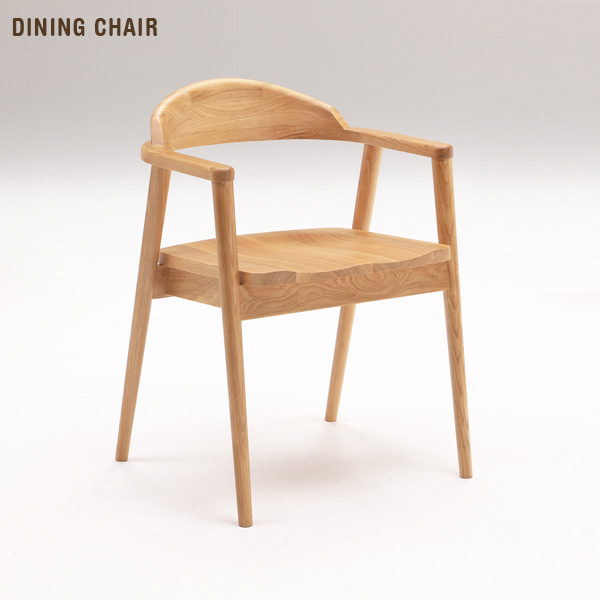 【送料込】 ダイニングチェア アームチェア 肘付き 木製 北欧風 いす 椅子 チェアー ナチュラル カントリー調 チェアー単品 チェア単品 カフェチェア モダン 新生活 かわいい おしゃれ シンプル 送料無料
