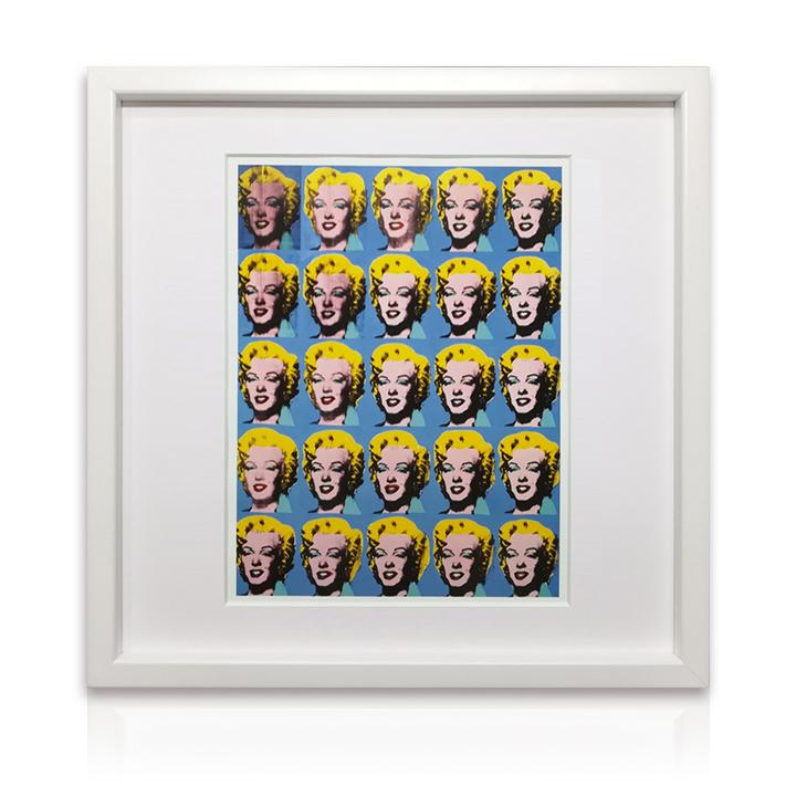 アートパネル Andy Warhol アンディ・ウォーホル Twenty-Five Colored Marilyns マリリン・モンロー モンロー 白黒 ?玄関 アートポスター おしゃれ ポップ 送料無料 IAW-62104 【送料込】 アートパネル Andy Warhol アンディ・ウォーホル Twenty-Five Colored Marilyns マリリンモンロー モノクロ 玄関 アートポスター おしゃれ ポップ ポップアート ファイン・アート ニューヨーク 絵画 インテリア 壁掛け 寝室 リビ