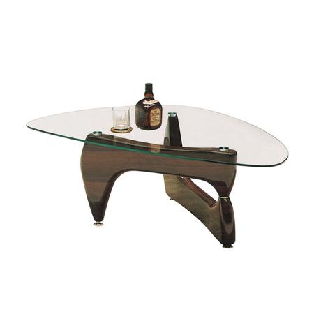 センターテーブル ロス   ガラス テーブル ローテーブル ガラステーブル リビングテーブル 一人暮らし おしゃれ 送料無料 楕円 120 モダン シンプル ノーバ