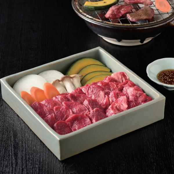 18%OFF 日本 日本の牛肉がさらにおいしく 評判の国産赤身肉を焼肉で 送料無料 熊本県阿蘇うぶやま村の放牧あか牛 焼肉用