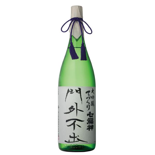 岩手・菊の司酒造 / 大吟醸 てづくり七福神 門外不出 1800ml