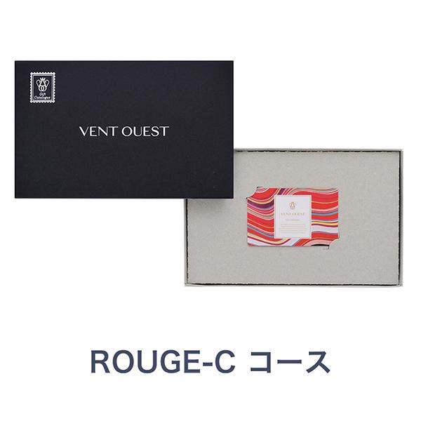 送料無料|VENT OUEST(ヴァンウェスト) e-order choice(カードカタログ) <ROUGE-C(ルージュ)>|※あす楽(翌日配送)はカード限定※包装のしメッセージカード無料対応