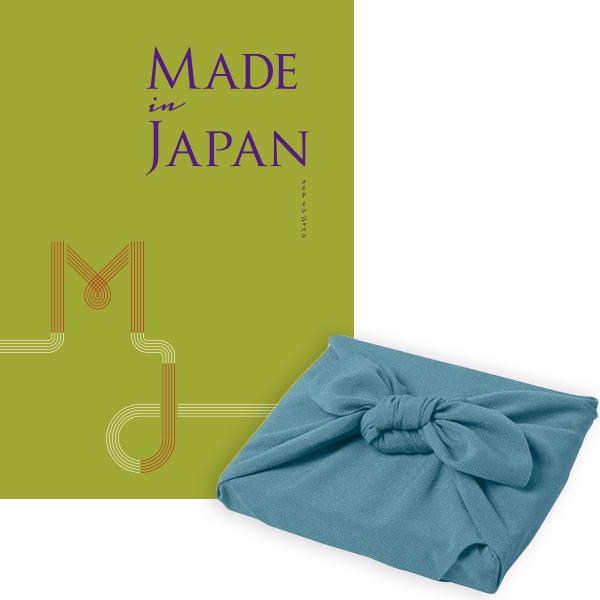 【カタログギフト あす楽 送料無料】Made In Japan<MJ21+風呂敷 あじさい> のし ラッピング メッセージカード無料|内祝い ギフト おしゃれ 結婚 結婚内祝い 引き出物 内祝 快気祝い 結婚祝い お返し 引出物 出産祝い 引越し祝い お祝い ご挨拶 長寿祝い 新築祝い