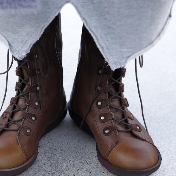 made in japanの頼れる。本革デザインブーツ・再販。##×メール便不可!