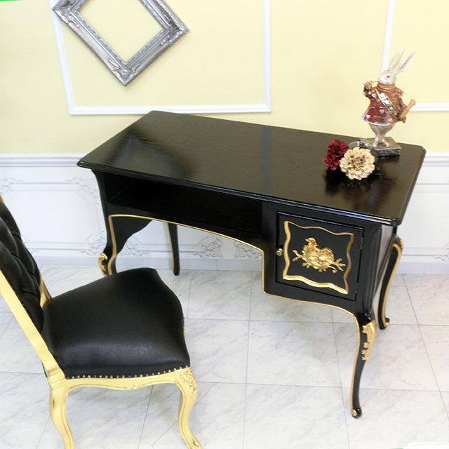 ... Antique nail desk antique nail table soundless and stealthy steps  French Italian British European store reception ... - Antique-flex Rakuten Global Market: Antique Nail Desk Antique Nail