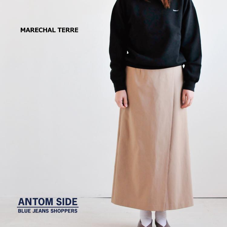 【MARECHALTERRE/マルシャルテル】Tight Flare Skirt